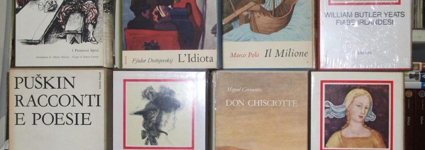 Nuovi Arrivi: Edizoni Einaudi e Andrea Pazienza
