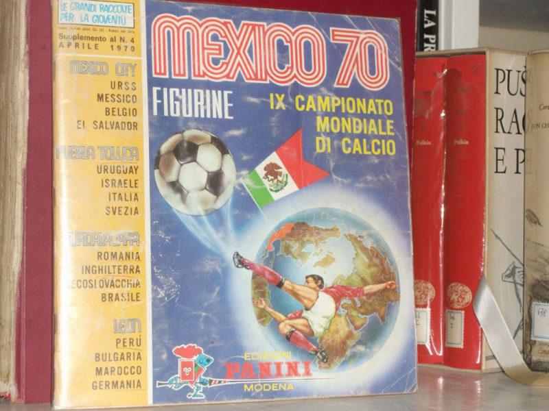 Mexico '70 ed altre raccolte Panini