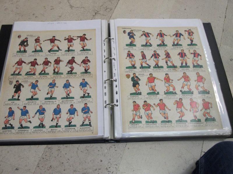 Inserti sportivi del Corriere dei Piccoli anni 1959-1962