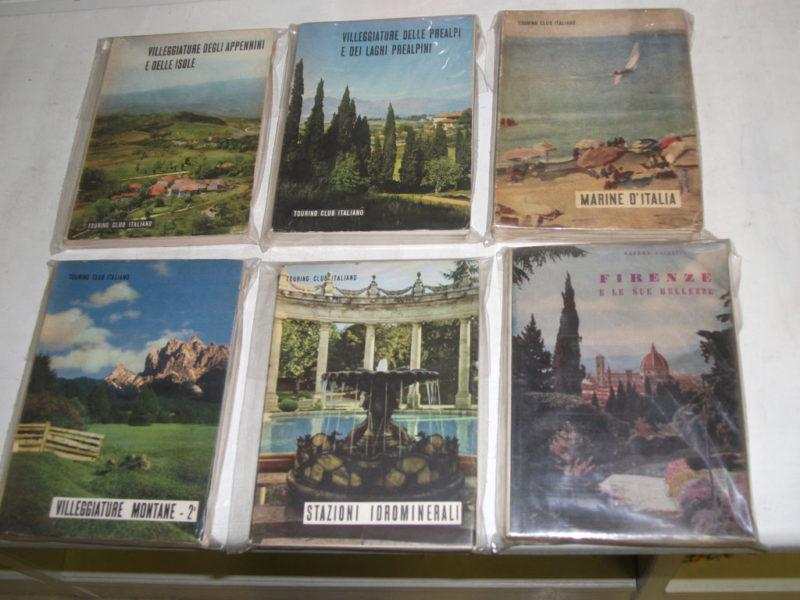 Guide Touring anni 50