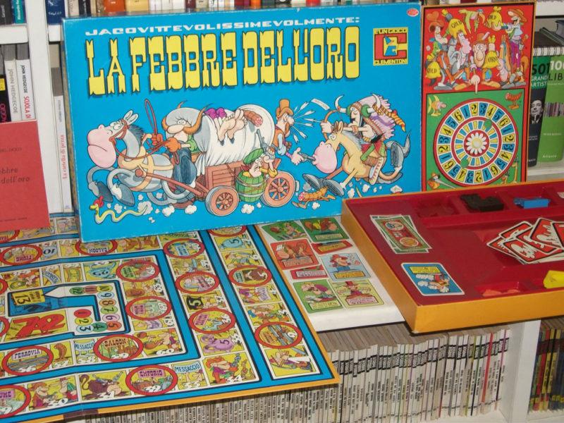 Giochi Clementoni 1972, ispirati all'Arte Jacovittiana