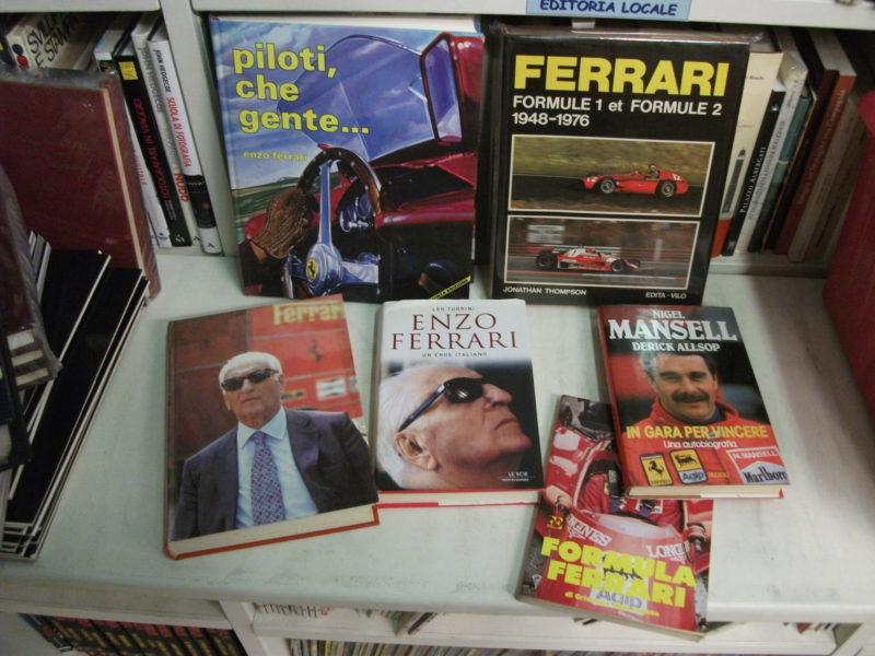 Volumi Ferrari
