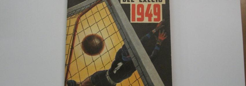 ALMANACCO DEL CALCIO 1949