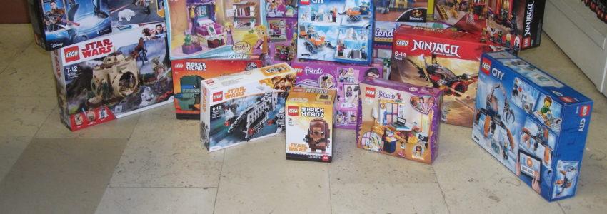LEGO COLLEZIONE ESTATE 2018
